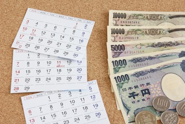 金利と月々の返済金額