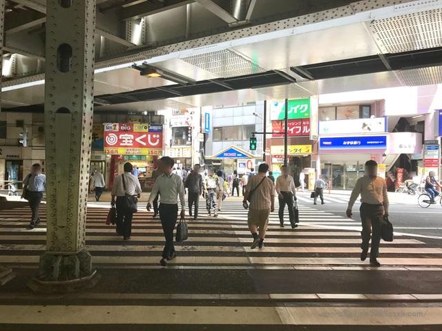 プロミス 神田東口自動契約コーナー