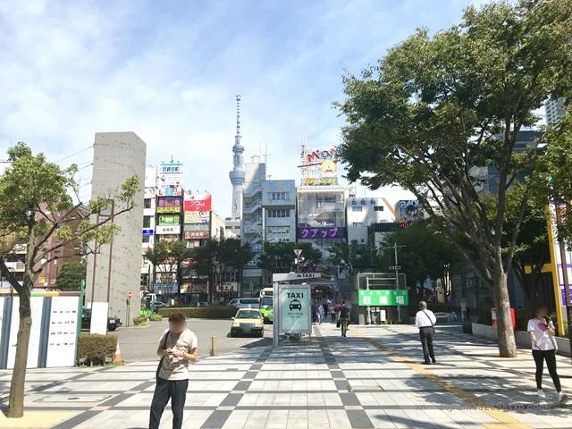プロミス 錦糸町北口自動契約コーナー
