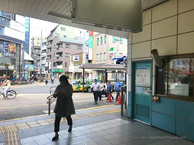 プロミス 綾瀬西口自動契約コーナー